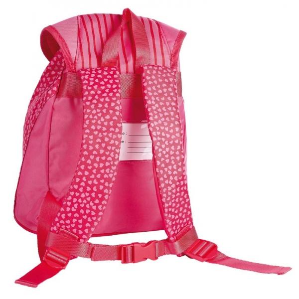87ddd6c486a Sigikid Pinky Queeny rugzak | Roze ballettas | Rugtas voor meisjes