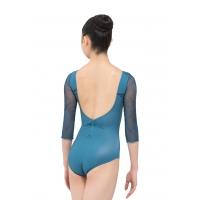 Ballet Rosa Rosella Dames Balletpak Blauw Lage Rug