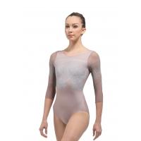 Ballet Rosa Rosella Dames Balletpak Grijs Voorkant