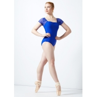 Ballet Rosa Justine Balletpak Blauw Voorbeeld