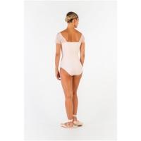 Ballet Rosa Justine Balletpak Roze Achterkant