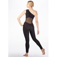 Ballet Rosa Magali Unitard Zwart Open Rug