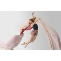 Ballet Rosa Leonie Zwart Wikkelrokje Roze