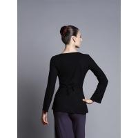 Ballet Rosa Sayaka Wikkeltop met V-Hals voor Dames