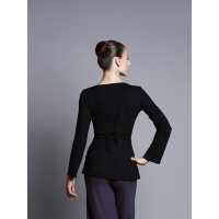 Ballet Rosa Cross-over vest Sayaka