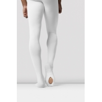 Bloch Performance Footed Dance Tight MP001 wit