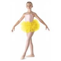 Bloch Ballet Tutu LD152CT Bando geel meisjes