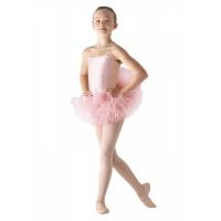 Bloch roze meisjes Ballet Tutu LD153CT glitter randje