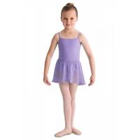 Ballet Rokje meisjes bloch CR5110 Barre Lavendel