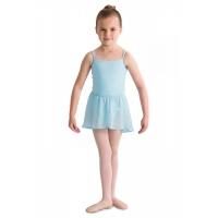 Bloch meisjes Ballet Rokje CR5110 Barre licht blauw