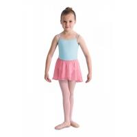 Bloch meisjes Ballet Rokje roze CR5110 Barre
