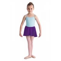 Bloch meisjes Ballet Rokje barre CR5110 aubergine
