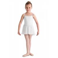 Bloch meisjes wit Ballet Rokje CR5110 Barre