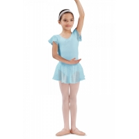 light blauw meisjes Ballet Rokje Olesia CR5161 bloch