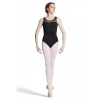 Zwart balletpak voor dames - Bloch Briolette L8855