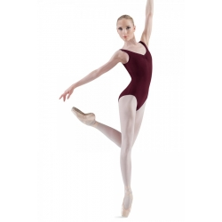 Bloch Adagio mouwloos balletpakje met pinch