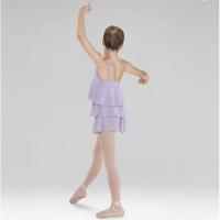 Bloch 3 Layer Cami Dress Leotard with Sequins