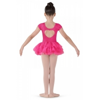 Bloch Ife Girls Tutu Hot Pink