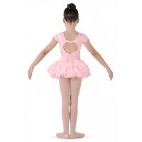 Bloch Ife Girls Tutu Zalm Roze
