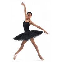 Bloch Belle Practice Tutu Skirt Zwart