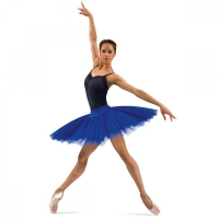Bloch Belle Practice Tutu Skirt Blauw
