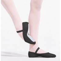 Capezio Daisy U205C balletschoenen met elastische bandjes
