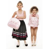 Roze ballettas Katz KB22 ideaal voor kinderen om alle danspullen in op te bergen