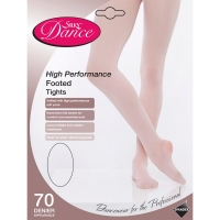 Silky Dance High Performance Footed Ballet Panty 70 Denier