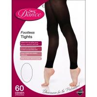 Silky Dance Footless Panty kinderen