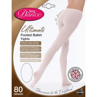 Silky Dance Ultimate ballet panty 80 denier