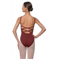 Lulli Dames Balletpak Veronica burgundy