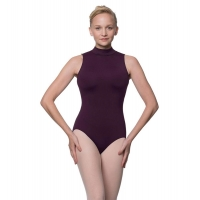 Lulli Dames Balletpak Penelope aubergine