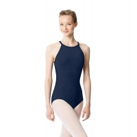 Lulli Dames Balletpak Ivana navy