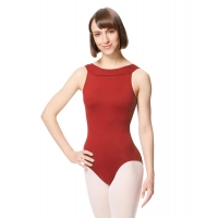 Lulli Dames Balletpak Abel Dark red