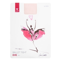 "Rumpf balletpanty ""Eve"" roze"