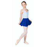 Sansha Serenity Y0752 Balletrokje voor Meisjes Blauw