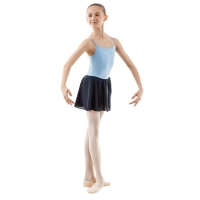 Sansha Serenity Y0752 Balletrokje voor Meisjes Elastische Band