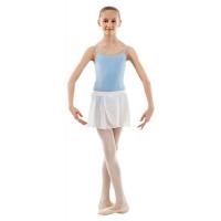 Sansha Serenity Y0752 Balletrokje voor Meisjes Wit