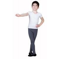 Sansha Santino Y3051C T-shirt voor Jongens Wit Voorkant