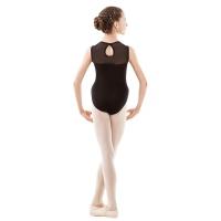 Sansha Balletpakje Y2538C FEDERICA Mouwloos Katoen en Lycra
