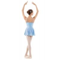 Sansha Y1558C SAVANAH Lichtblauw Balletpak met Vierkante Rug