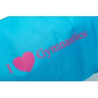 Sansha GymTas print i love gymnastics
