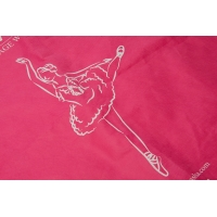 Sansha Roze Tutu tas met Afbeelding Ballerina
