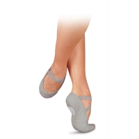 Sansha Grijs Balletschoenen voor Volwassenen