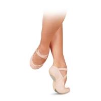 Sansha Pro1C Balletschoenen met suede zolen