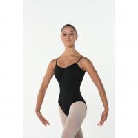 Dames balletpak met spaghettibandjes Dansez-Vous Lisa