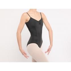 Dansez-Vous Lisa Dames Balletpak met Spaghettibandjes