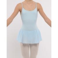 Dansez-Vous dames balletpakje Luna licht blauw