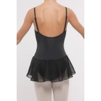 Dansez-Vous dames balletpakje Luna zwart achter