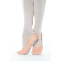 Dansez-Vous balletschoenen Ana met Elastisch Bandje